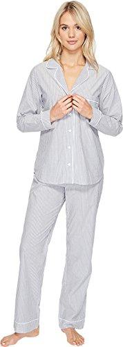 UGG Women's Raven Stripe PJ Set Navy Pajama Set
