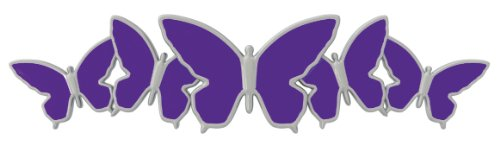 Custom Accessories 98082 Butterfly Decorative