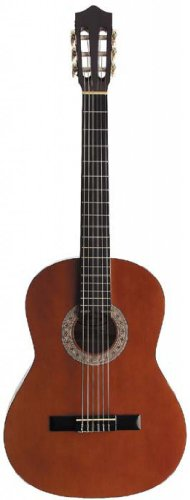 Stagg C516 1/2-Size Nylon String Classical Guitar with Spruce Top - Natural