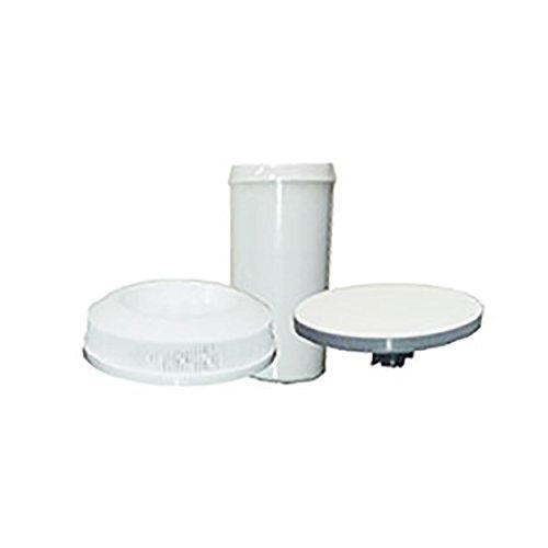Velaqua Alkaline Water 3 Piece Filter Set