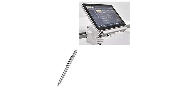 EverTouch Capacitive Stylus Prestigio Wize 3771 3G Stylus Pen Jet Black BoxWave Fiber Tip Capacitive Stylus Pen for Prestigio Wize 3771 3G