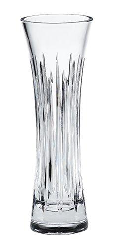 Reed & Barton Crystal Soho 14-Inch Trumpet Vase