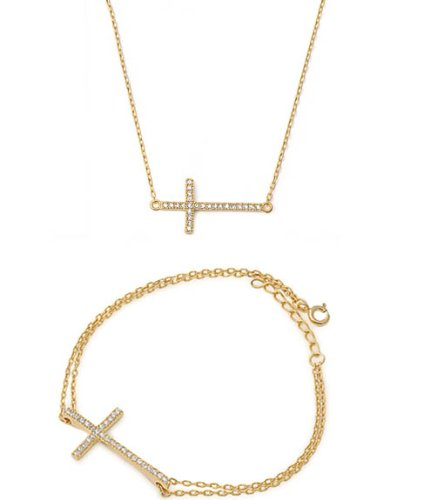 Inspired By Tiffany Zirconia Necklace - 8