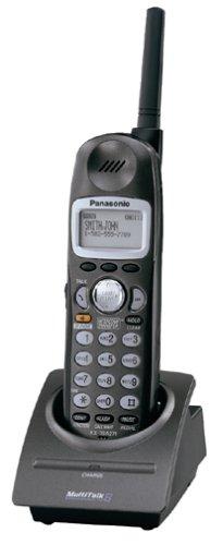 Panasonic KX-TGA271B Accessory Handset for KX-TG2700-Series Expandable Phones
