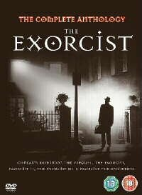 James Ford Of Williamson >> The Exorcist - The Complete Anthology : The Exorcist / Exorcist 2 The Heretic / Exorcist 3 ...