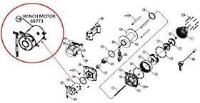 Hastings 2M4892S040 Single Cylinder Piston Ring Set