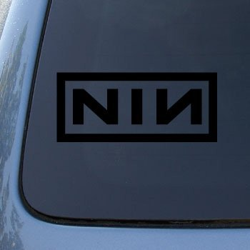 Nine Inch Nails Stickers - 5