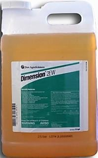 Dimension 2EW Specialty Herbicide - 2.5 Gallon by Dow AgroSciences (Image #1)