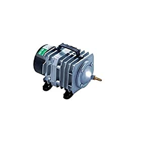 Hailea aquaforte Bomba de Aire/pistón compresor ACO 318, 60L/min