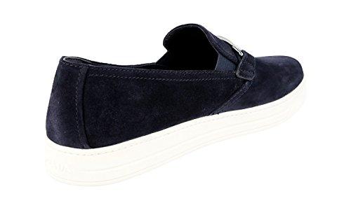 Prada Women's 3S6051 O53 F0008 Leather Trainers/Sneaker 4CpGaKS8a