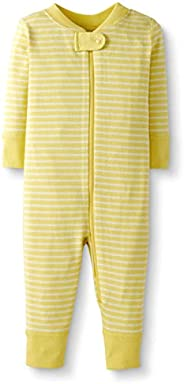 Moon and Back by Hanna Andersson Unisex-Baby One Piece Footless Pajamas