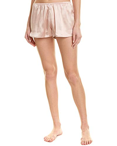 (commando Womens Tap Silk Short, M, Pink)