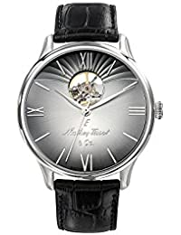Edmond Automatic Silver Dial Mens Watch AMH1886AS. Mathey-Tissot