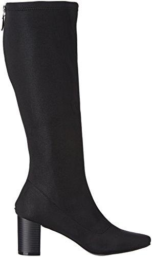 Semble Overknee Irise Noir Damen Stiefel Schwarz Klassische Initiale tqnF8RO5F