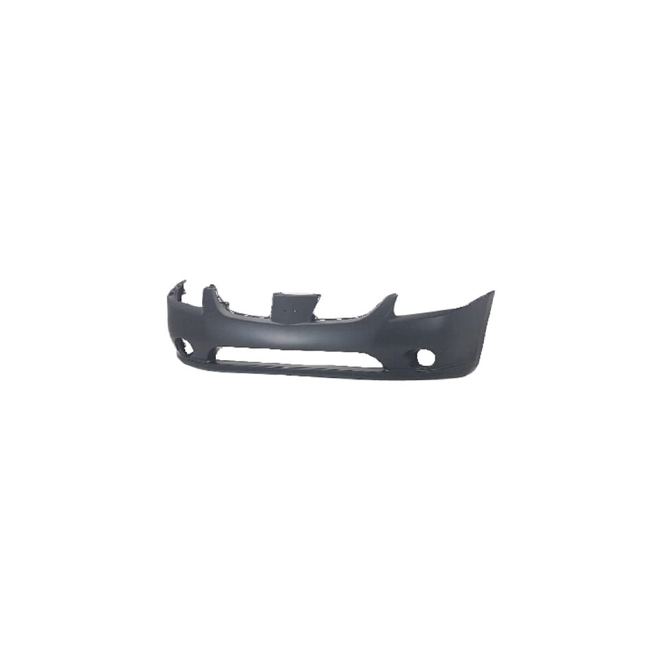 OE Replacement Mitsubishi Galant Front Bumper Cover (Partslink Number MI1000298)