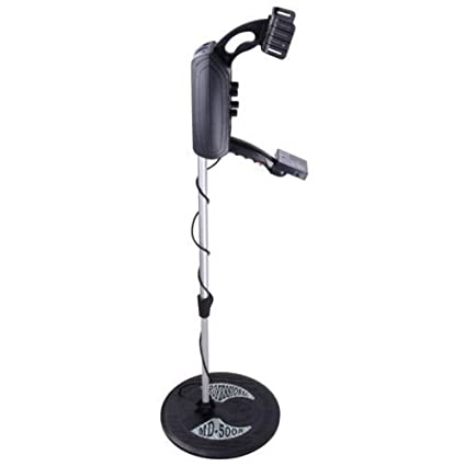 Amazon.com: ELEOPTION MD-5008 Underground Metal Detector Gold Digger Treasure for Gold Coins Relics: Home Improvement