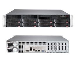 Supermicro Super Server SYS-6028R-TR by Supermicro (Image #1)