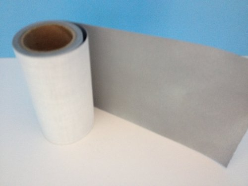 Cole Safety Products Reflective Sew on Trim 4 Inch 30 Foot Roll