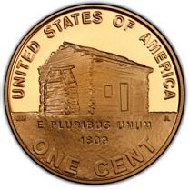 2009 S Proof Birth in Kentucky Lincoln Cent Cent PF1