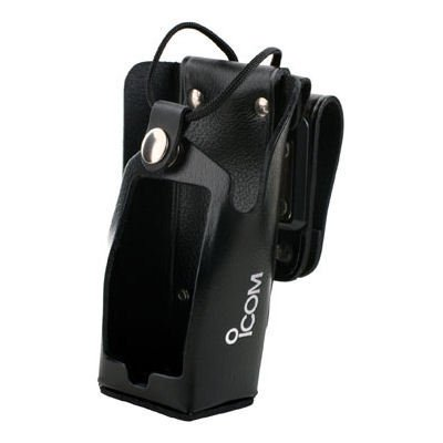LC-F3G SWIVEL LC-F3 IC-F3G SWIVEL Icom Original Swivel Leather Carrying Case for IC-F3G or IC-F4G