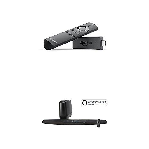 Polk Command Sound Bar with Fire TV Stick