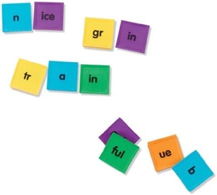 Letter Tiles Manipulatives by Eureka