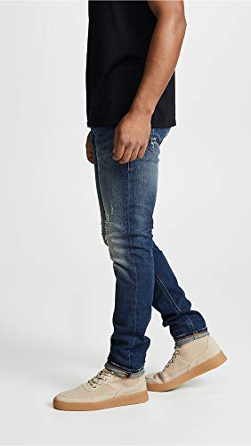 069bg Denim Uomo Straight Diesel Black Jeans 02 Nero BFnqfU