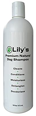 Best Dog Shampoo and Conditioner High Quality Premium Formula for Dogs Effective for Relieving Itchy and Sensitive Skin Formula Includes Cleanser, Detangler, Deodorizer, Moisturizer and Conditioner 16oz