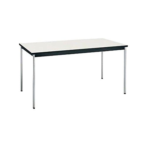 コクヨ(KOKUYO) ミーティングテーブル 長方形 W1200×D750×H700mm BT-312 ナチュラルグレー B07653BJ7H ナチュラルグレー ナチュラルグレー