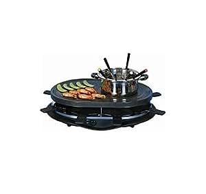 E-Ware Grill / Fondue Pot with Thermostat Control