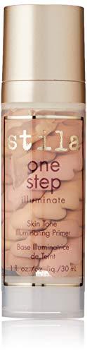 stila One Step Illuminate, Shimmering Perfecting Base Primer-Paraben & Cruelty-Free