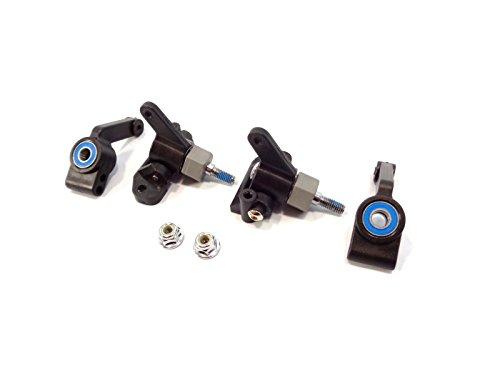 - Traxxas 2wd Slash Front Steering Knuckles & Blocks Rear Carriers Bearing Hex Hub