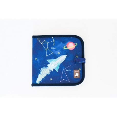 Jaq Jaq Bird Children's Mess Free Chalk Coloring Book: Creative Toy, Portable, Reusable (Constellations) ()