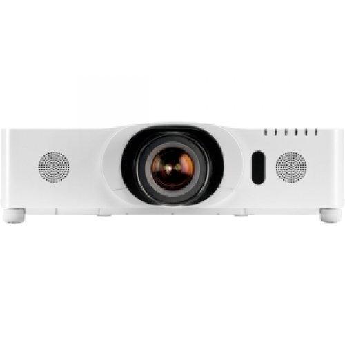 (HITACHI CP-WU8450 LCD Projector - 1080p - HDTV - 16:10 /SECAM, NTSC, PAL - 1920 x 1200 - WUXGA - 3,000:1 - 5000 lm - HDMI - USB - VGA)