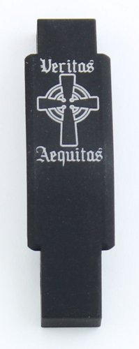 Trigger Guard Magpul Enhanced Laser Engraved Veritas Aequitas Large Cross