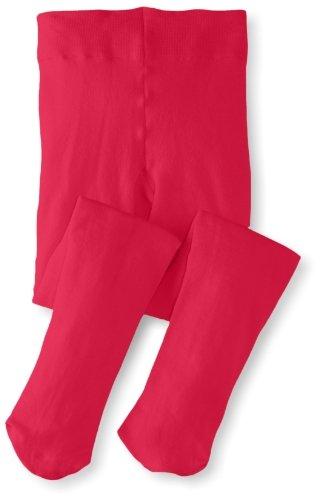 Algodón Pima Medias Jefferies Calcetines Niñas , rosas fuertes, 2-4 años color