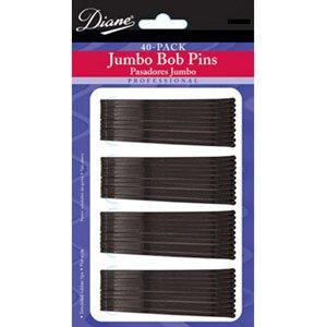 Diane Jumbo Bob Pins Bronze * 40 Pack