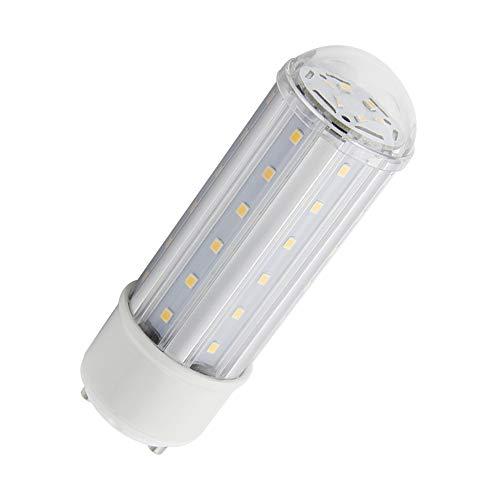 (GU24 LED Bulbs 8W, Haloeng Bulbs 70W Equivalent 800LM, with Plug-in GU24 Base,Warm White 3000K,AC 120V-265V Input Voltage)
