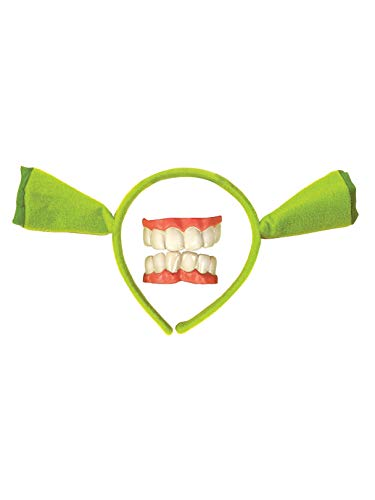 Rubies Costume Shrek Forever After Costume Accessory Kit Ears and Teeth Child