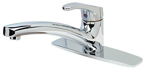 Zurn Z82300-XL-CP8 Single Control Kitchen - Kitchen Faucet Aquaspec Sink