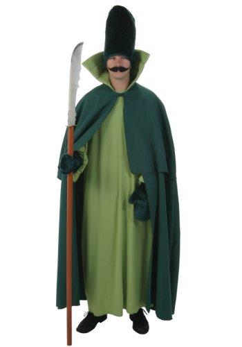 - Adult Emerald City Guard Costume