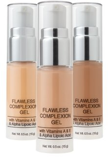 Jolie Flawless Complexion Gel Tinted Face Primer 15g Light