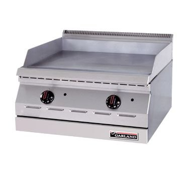Garland ED-42B Designer Series Electric Countertop Charbroiler with 42