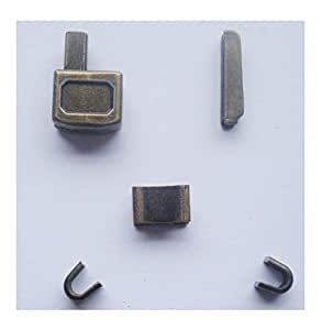 V Pb Brml Sy Ql on zipper repair kit box pin