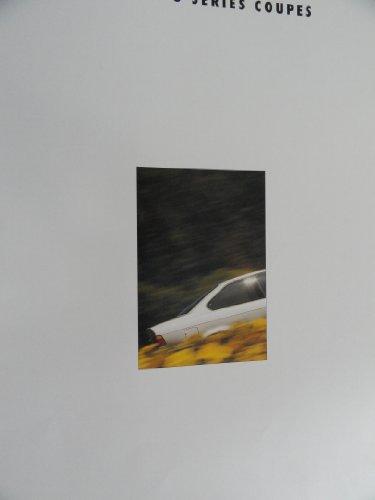 1993 BMW 325 is / 318 is Sales Brochure