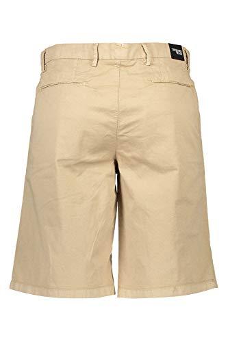 Trussardi Garment Beige Fit Jeans Pantaloni Dyed W080 Aviator Shorts Uomo Ix4xw6Trq