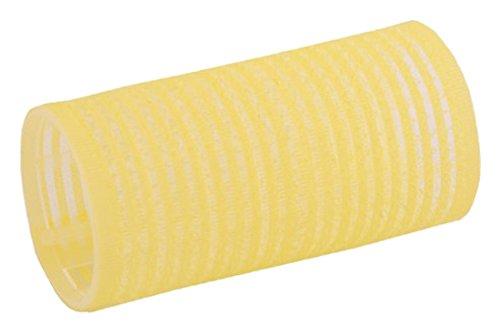 Solida Haftwickler, 32 mm Durchmesser, gelb, 2er Pack (2 x 12 Stück)