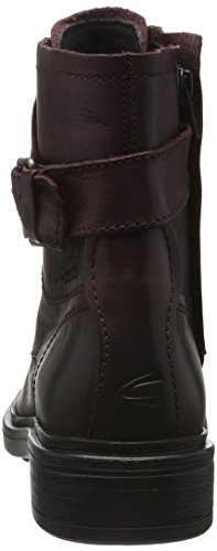 camel active Women's Rocket 70 Biker Boots Red (Bordo 02) sast online cheap price low shipping fee sale lowest price low price discount 2014 newest aUSZJBBze