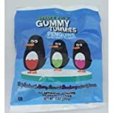 3 Pack Trader Joe's Gummy Tummies Penguins with Soft Tummies Soft Candy