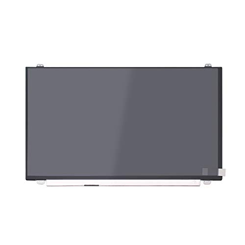 LCDOLED Compatible 15.6 inch 72% NTSC 120Hz FullHD 1920x1080 IPS LED LCD Display Screen Panel Replacement for Dell Inspiron G7 15 7566 7567 7577 7588 (Non-Touch)
